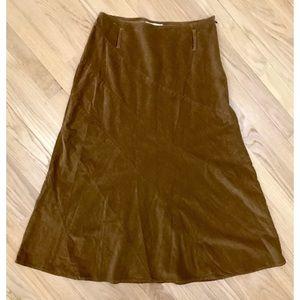 JM Collection Long Modest Full Maxi Flare Skirt
